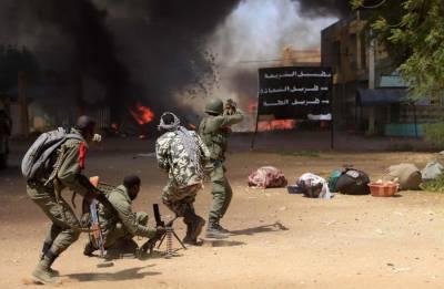 مالی میں جھڑپیں، ہلاک ہونے والے فوجیوں کی تعداد 43 ہوگئی