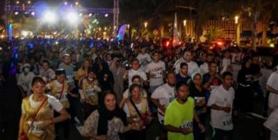 جدہ نائٹ ریس میں 5 ہزار افراد کی شرکت