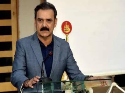 لیفٹیننٹ جنرل ریٹائرڈ عاصم سلیم باجوہ کو سی پیک اتھارٹی کا سربراہ بنانے کا فیصلہ ، ذرائع