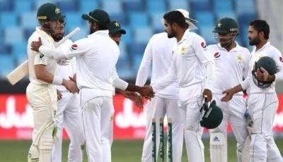 برسبین ٹیسٹ :آسٹریلیا نے پاکستان کوشکست دے دی