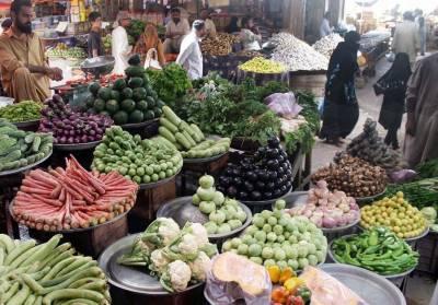 ملک میں مہنگائی عروج پر،سبزیوں اور پھلوں کی قیمتیں کم نہ ہوسکیں