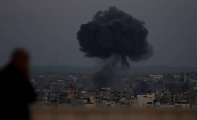 اسرائیلی لڑاکا طیاروں کے غزہ میں تازہ فضائی حملے