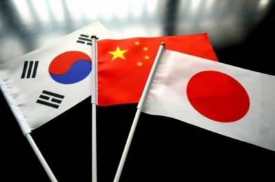 جاپان ،چین اور جنوبی کوریا کے درمیان آزاد تجارتی معاہدہ سے متعلق مذاکرات جاری