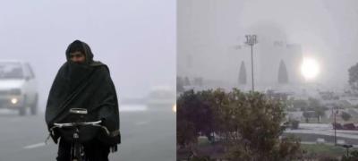 کراچی: ٹھنڈی ہواؤں سے سردی کی شدت میں اضافہ