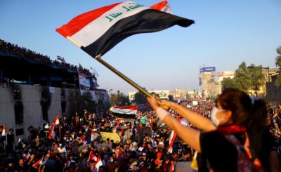 عراق،مظاہرین کے قتل کے الزام میں فوجی افسر کو سزائے موت