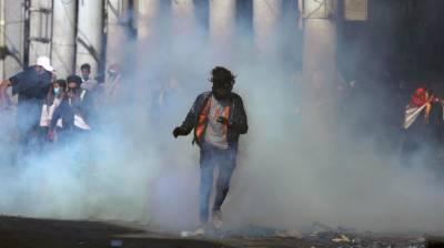 ایران میں احتجاج کے دوران ایک شہر میں 40 مظاہرین ہلاک،330 زخمی