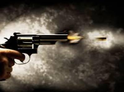 موٹر سائیکل سواروں نے فائرنگ کر کے پنجاب فوڈ اتھارٹی کے سکیورٹی گارڈ کو زخمی کر دیا