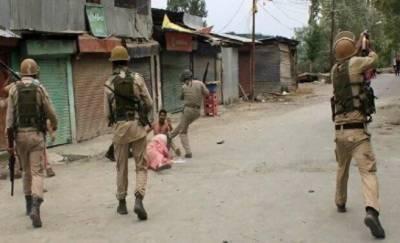 5اگست کے بعد سے مقبوضہ کشمیرمیں38کشمیری شہید اور 853زخمی ہوئے