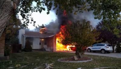 اردن ،گھر میں آتشزدگی سے 13 پاکستانی جاں بحق،تین زخمی