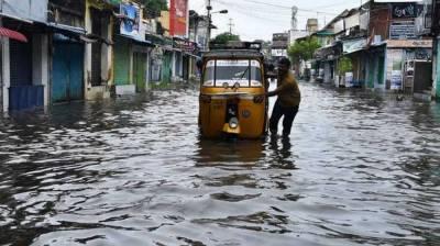 سری لنکا میں شدید بارشوں سے 6 افراد ہلاک ، 5 ہزار متاثر