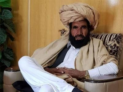 انصاف کے متلاشی نقیب اللہ محسود کے والد محمد خان انتقال کرگئے