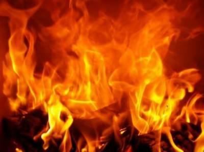 روس، پیٹرول کے بڑے سٹور میں لگی آگ 12 ہزار ایکڑ رقبے تک پھیل گئی