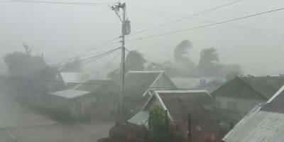 فلپائن ، سمندری طوفان کموری سے منیلا ایئر پورٹ بند،500 پروازیں منسوخ