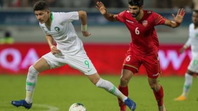 سعودی عرب کی ٹیم 24 ویں گلف فٹ بال کپ ٹورنامنٹ کے سیمی فائنل میں پہنچ گئی