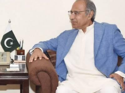 ایشیا بارے امریکی نائب وزیر کی مشیر خزانہ عبدالحفیظ شیخ سے ملاقات
