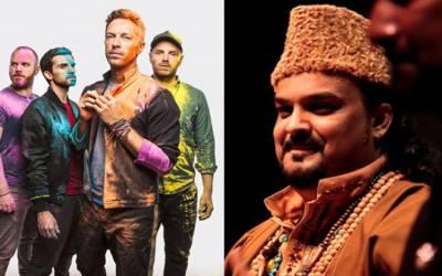 برطانوی راک بینڈ کا شہید امجد صابری کو منفرد انداز میں خراجِ عقیدت پیش