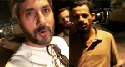 قوت گویائی سے محروم مداح نے عدنان صدیقی کا دل جیت لیا،وڈیو وائرل