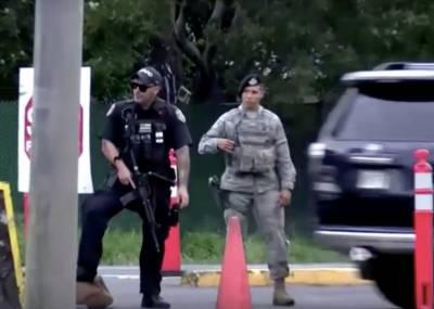 امریکا:ہوائی کے نیول شپ یارڈ میں فائرنگ،2افراد ہلاک