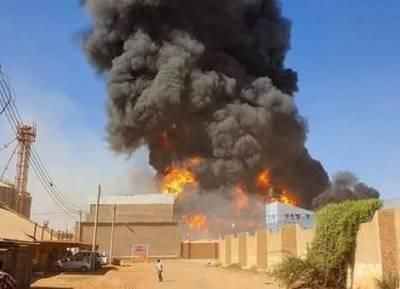 سوڈان، سرامک فیکٹری میں دھماکے سے 23 افراد ہلاک