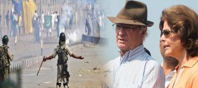 سوئیڈن کا بھارت سے مقبوضہ کشمیر میں کرفیو اٹھانے کا مطالبہ
