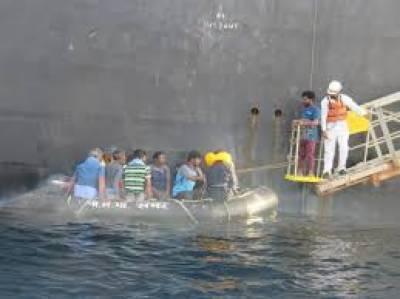 بھارتی ساحلی حکام نے بجیرہ عرب میں264ماہی گیروں کو بچا لیا