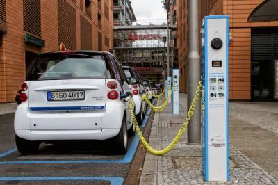 جرمنی ،آئندہ سال الیکٹرک کاروں کی فروخت میں 60 فیصد اضافے کا امکان