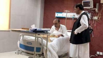 سابق صدر آصف زرداری کی طبعیت بدستور ناساز، دل کی تکلیف بڑھ گئی