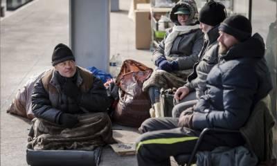بیلجیئم میں سردی کے باعث غربت بڑھنے کا خدشہ