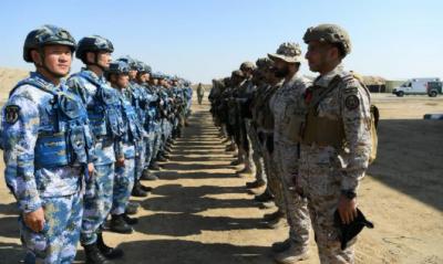 چین اور سعودی عرب کے اشتراک سے ہونے والی بحری فوجی مشقیں اختتام پذیر