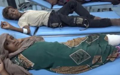 الحدیدہ میں حوثیوں کا نصب بم پھٹنے سے پانچ بچے جاں بحق