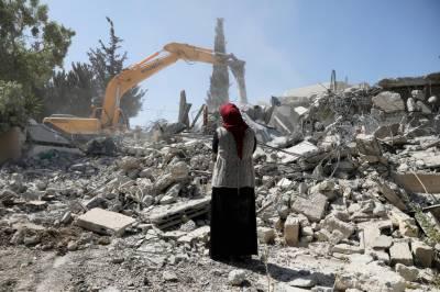رواں سال بیت المقدس میں فلسطینیوں کے 165 مکانات مسمار