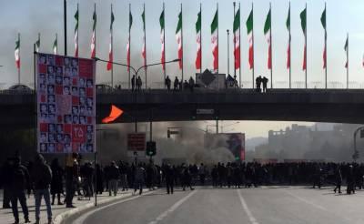 ایران میں 208 مظاہرین ہلاک،7 ہزار کو حراست میں لیا گیا:اقوام متحدہ کی رپورٹ جاری