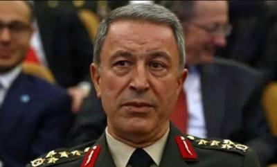 نیٹو نے ہمیں دہشت گردی کے خلاف جنگ میں تنہا چھوڑ دیا: ترکی