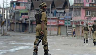 مقبوضہ کشمیر ' بھارتی فوجیوں کی فائرنگ سے ذہنی معذور شخص زخمی