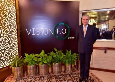 وزارت خارجہ کی نئی ویب سائٹ کااجراحکومت کےویژن ایف اوکی جانب پہلا قدم ہے:شاہ محمودقریشی
