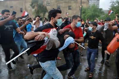 عراق میں مظاہرین پر دوبارہ خونی حملے ہوسکتے ہیں:امریکا کی وارننگ