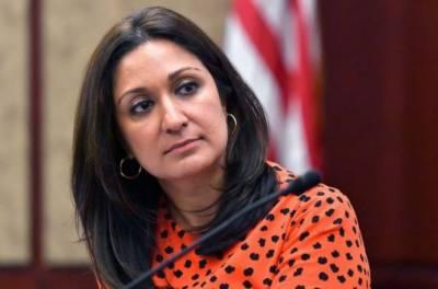 پاکستانی نژادامریکی صحافی آمنہ نواز امریکا میں تاریخ رقم کرنے کیلئے تیار