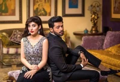 فہد مصطفی کی عروہ حسین کے ساتھ فلم میں کام کرنے کی خواہش