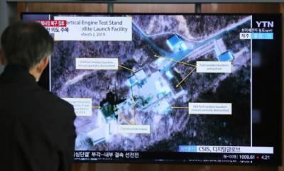 شمالی کوریاکا سوہائی سیٹیلائٹ لانچنگ اسٹیشن سے ایک انتہائی اہم تجربہ کا دعویٰ