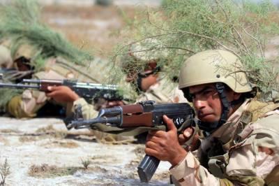 عراقی فورسزکی داعش کے خلاف کارروائی، 11خفیہ ٹھکانے تباہ