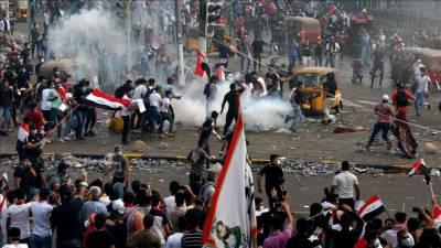 عراقی عدلیہ نے 2626 پرامن مظاہرین رہا کر دیئے، کئی شہروں میں طلباءکا احتجاج