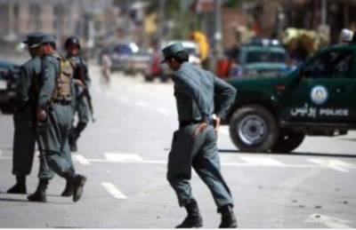 افغانستان : خودکش حملے میں پانچ فوجی ہلاک