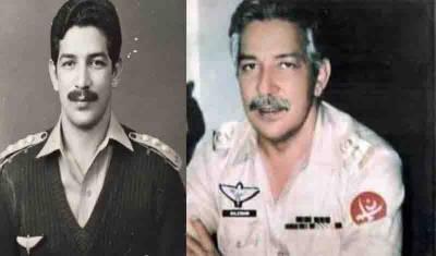 1971 کے جنگی ہیرو لیفٹیننٹ کرنل (ر)محمد سلیمان انتقال کر گئے، آرمی چیف کا اظہار افسوس:آئی ایس پی آر
