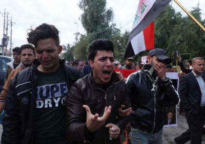 مظاہرین پرحملے کی مذمت کرنے پر4 مغربی ممالک کے سفیر عراقی دفتر خارجہ میں طلب