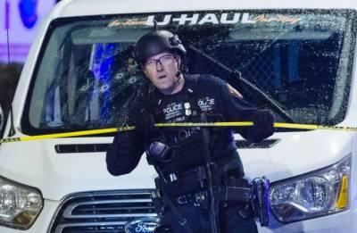 امریکہ: جرسی سٹی میں فائرنگ ,6 افرادہلاک