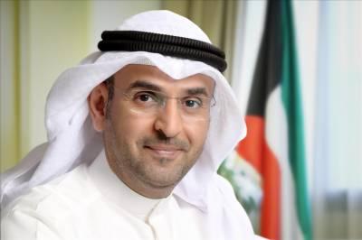 کویت کے سابق وزیر خزانہ نایف الحجرف جی سی سی کے نئے سیکرٹری جنرل مقرر