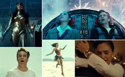 """فلم """"ونڈر ویمن 1984"""" کا ٹریلر جاری"""