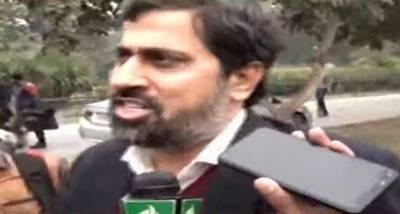 وکلاء نے مجھے اغوا کرنے کی کوشش کی: فیاض الحسن چوہان