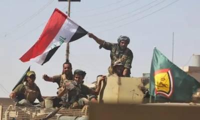 عراق میں موجود ایرانی ملیشیائیں سرخ لکیرکی طرف بڑھ رہی ہیں:امریکی عہدیدار