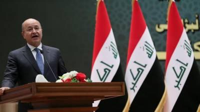 آئندہ وزیر اعظم کے لئے عوام کی منظوری ضروری ہے، عراقی صدر